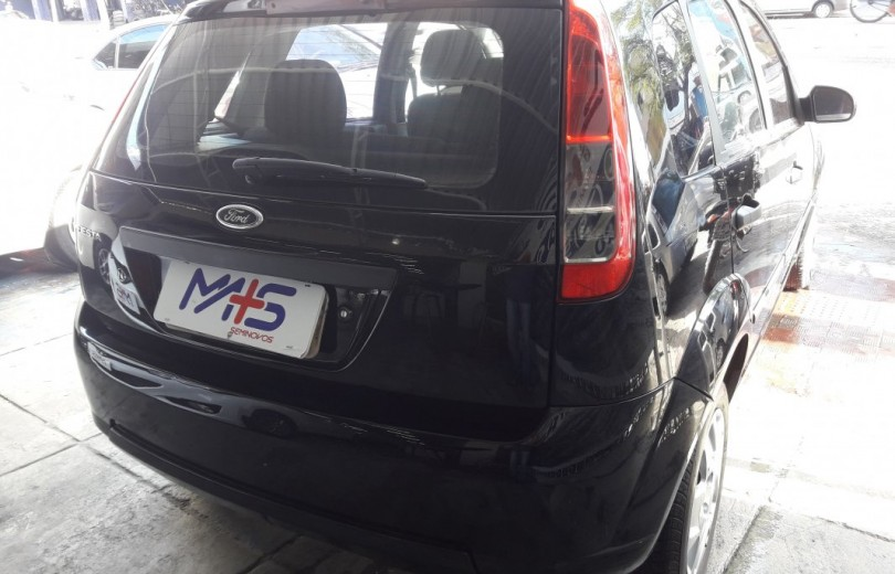 FORD FIESTA 2011 1.0 MPI CLASS 8V FLEX 4P MANUAL - Carango 82380 - Foto 3