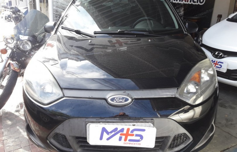 FORD FIESTA 2011 1.0 MPI CLASS 8V FLEX 4P MANUAL - Carango 82380 - Foto 2