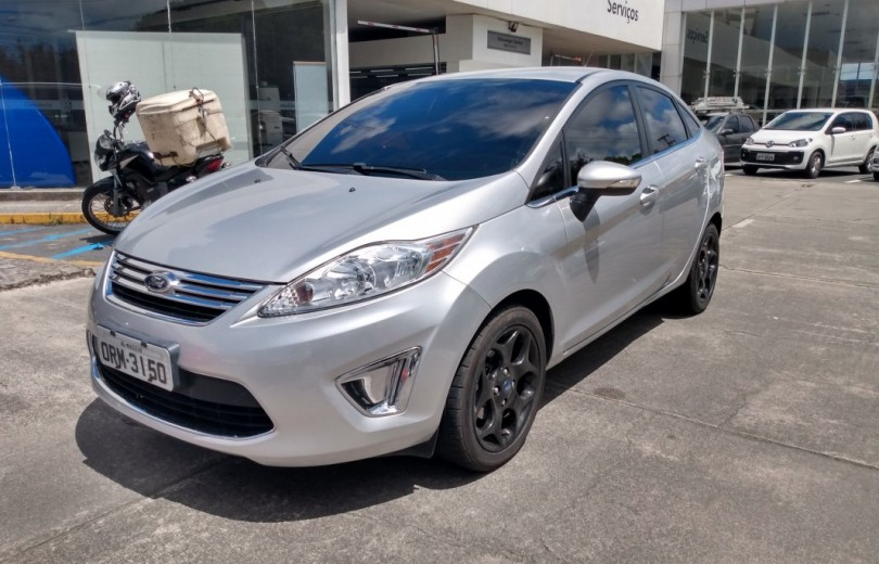 FORD FIESTA 2013 1.6 SE SEDAN 16V FLEX 4P MANUAL - Carango 81480 - Foto 1
