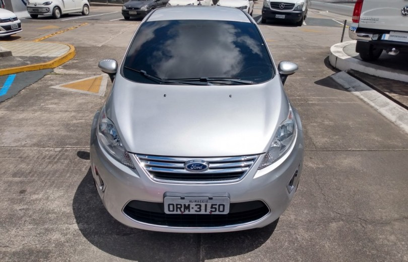 FORD FIESTA 2013 1.6 SE SEDAN 16V FLEX 4P MANUAL - Carango 81480 - Foto 2