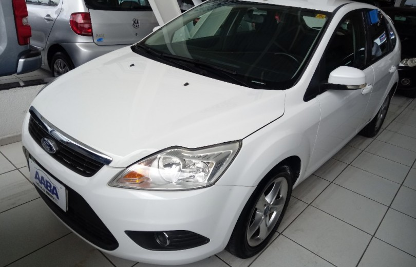 FORD FOCUS 2013 1.6 GLX 8V FLEX 4P MANUAL - Carango 81634 - Foto 1