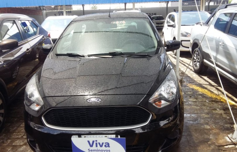 FORD KA 2018 1.0 SE 12V FLEX 4P MANUAL - Carango 81700 - Foto 2