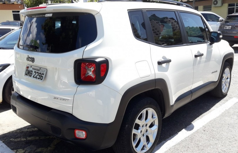 JEEP RENEGADE 2018 1.8 16V FLEX SPORT 4P MANUAL - Carango 81651 - Foto 3