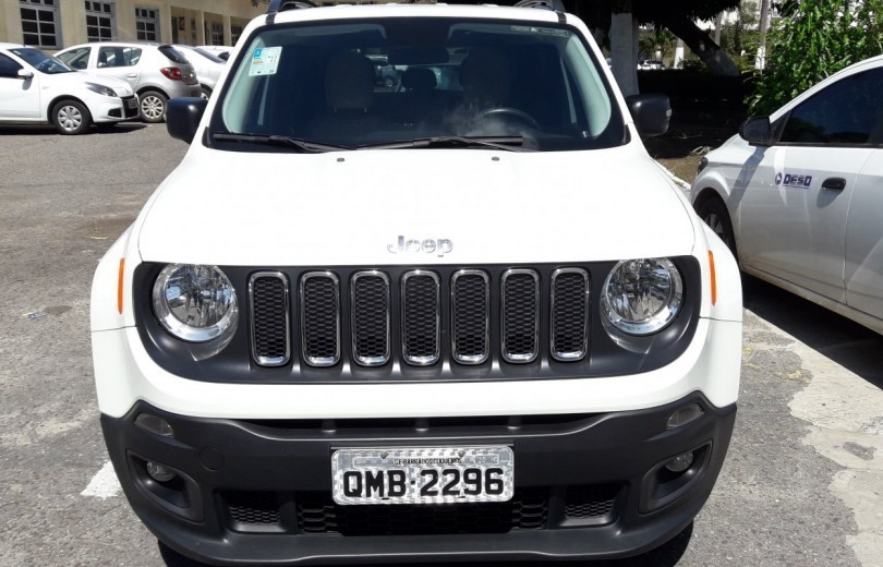 JEEP RENEGADE 2018 1.8 16V FLEX SPORT 4P MANUAL - Carango 81651 - Foto 2