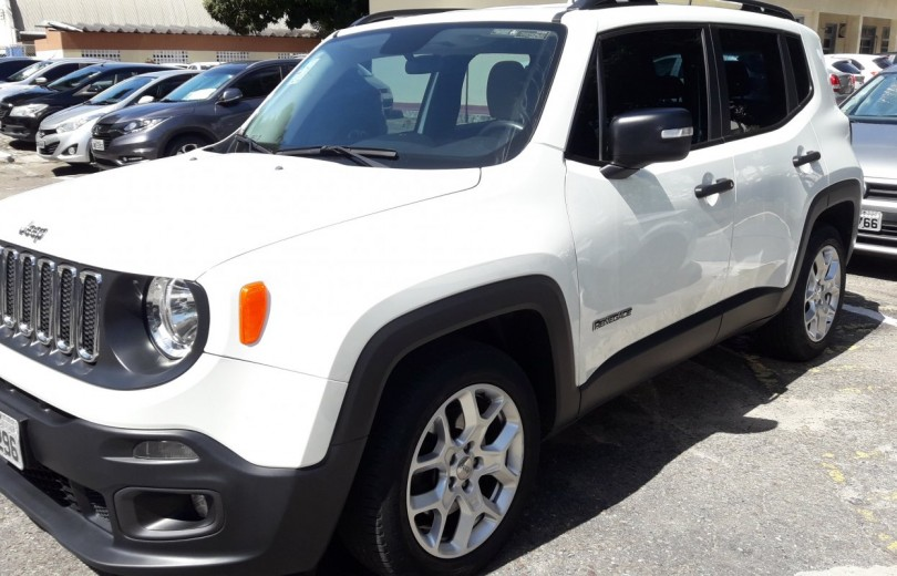 JEEP RENEGADE 2018 1.8 16V FLEX SPORT 4P MANUAL - Carango 81651 - Foto 1