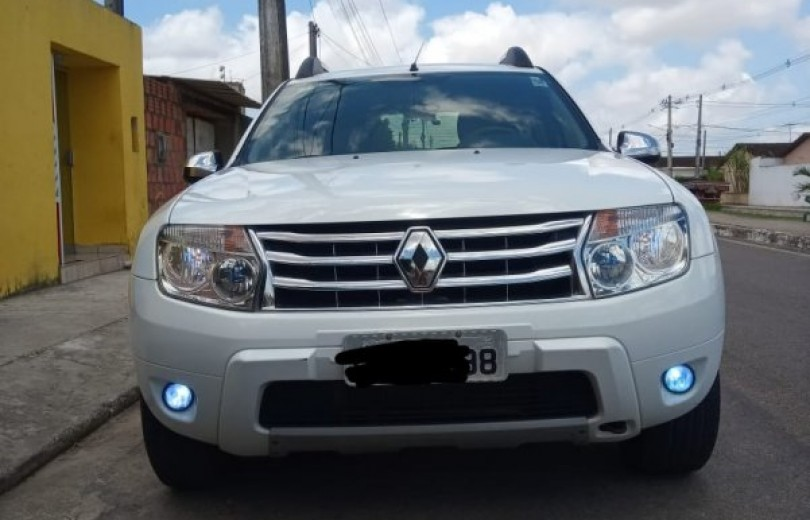 RENAULT DUSTER 2015 1.6 DYNAMIQUE 4X2 16V FLEX 4P MANUAL - Carango 82327 - Foto 2