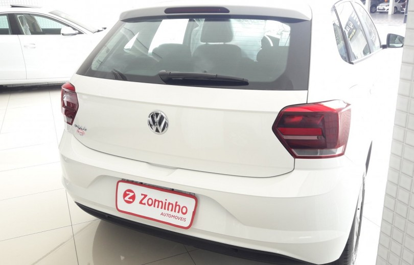 VOLKSWAGEN POLO 2018 1.0 MPI TOTAL FLEX MANUAL - Carango 81750 - Foto 3