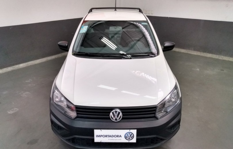 VOLKSWAGEN SAVEIRO 2017 1.6 MSI ROBUST CS 8V FLEX 2P MANUAL - Carango 81439 - Foto 2