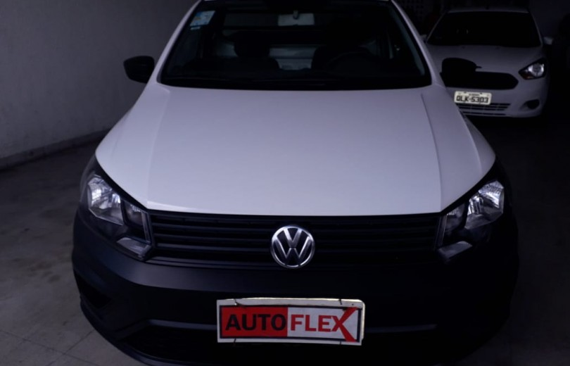 VOLKSWAGEN SAVEIRO 2018 1.6 MSI ROBUST CS 8V FLEX 2P MANUAL - Carango 81652 - Foto 2