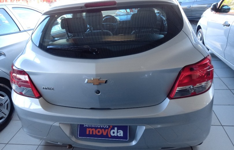CHEVROLET ONIX 2018 1.0 MPFI JOY 8V FLEX 4P MANUAL - Carango 83284 - Foto 4