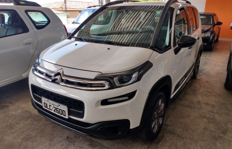 CITROËN AIRCROSS 2016  1.5 SALOMON 8V FLEX 4P MANUAL  - Carango 82647 - Foto 1