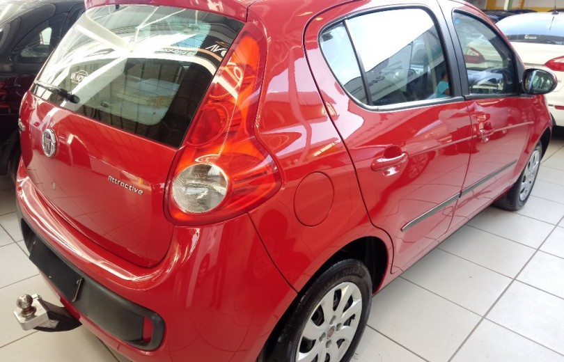 FIAT PALIO 2013 1.0 MPI ATTRACTIVE 8V FLEX 4P MANUAL - Carango 82494 - Foto 3