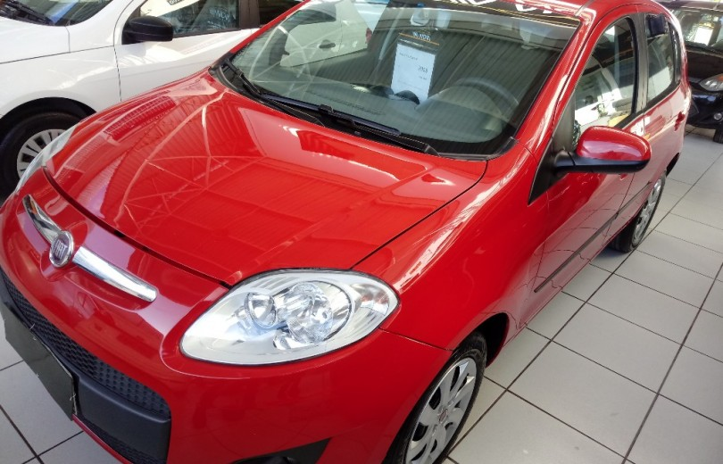 FIAT PALIO 2013 1.0 MPI ATTRACTIVE 8V FLEX 4P MANUAL - Carango 82494 - Foto 1