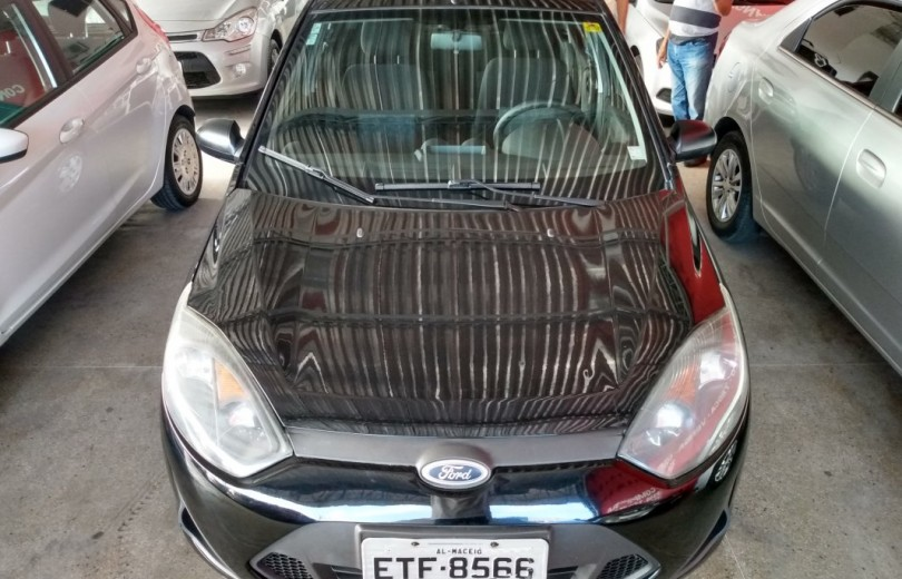 FORD FIESTA 2011 1.6 MPI CLASS 8V FLEX 4P MANUAL - Carango 82422 - Foto 2