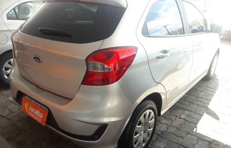 FORD KA 2019 1.0 12V FLEX 4P MANUAL - Carango 83147 - Foto 3