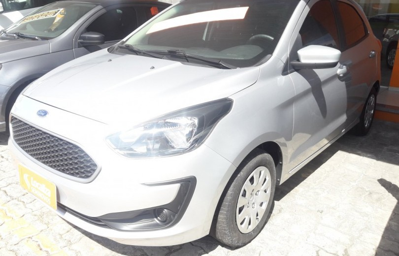 FORD KA 2019 1.0 12V FLEX 4P MANUAL - Carango 83147 - Foto 1