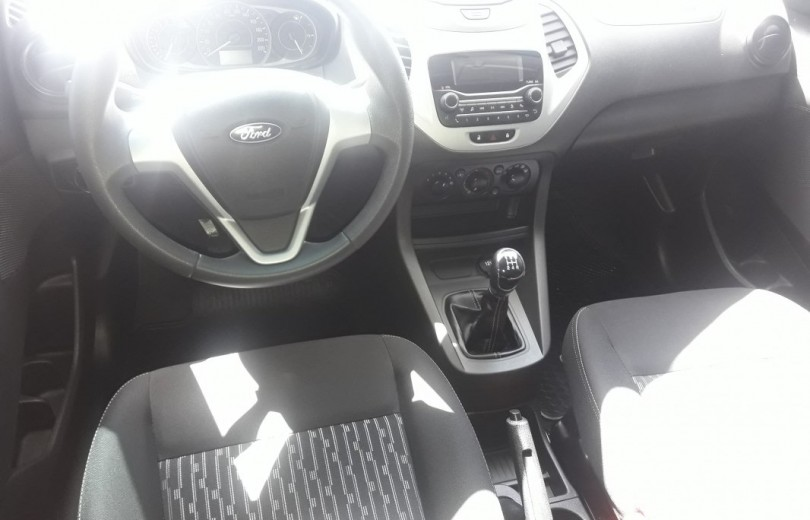FORD KA 2019 1.0 12V FLEX 4P MANUAL - Carango 83147 - Foto 6