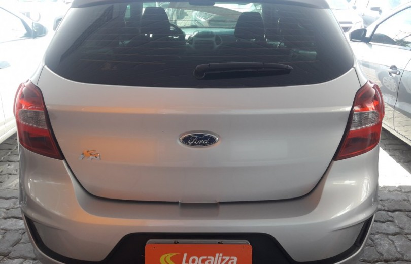 FORD KA 2019 1.0 12V FLEX 4P MANUAL - Carango 83147 - Foto 4