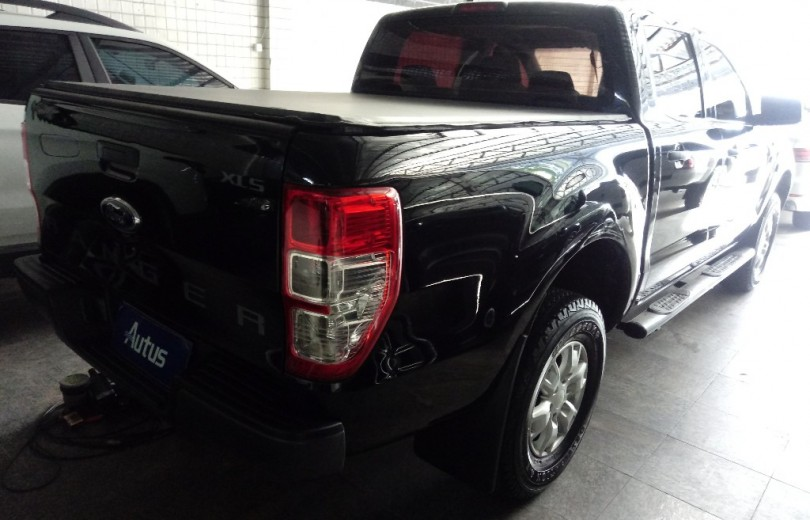 FORD RANGER 2013 2.5 XLS 4X2 CD 16V FLEX 4P MANUAL - Carango 83160 - Foto 3