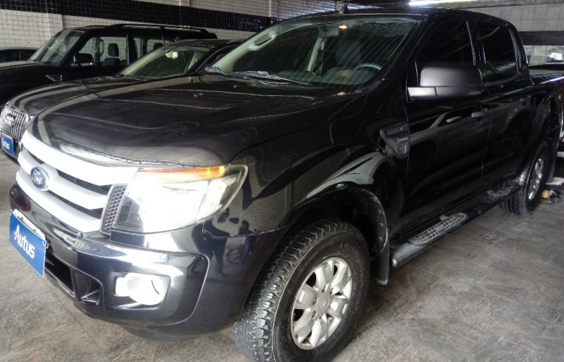 FORD RANGER 2013 2.5 XLS 4X2 CD 16V FLEX 4P MANUAL - Carango 83160 - Foto 1
