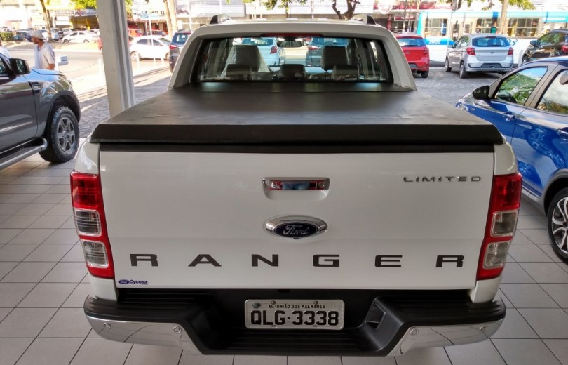 FORD RANGER 2017 3.2 LIMITED 4X4 DIESEL 4P AUTOMÁTICO - Carango 82664 - Foto 4