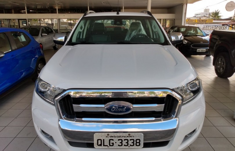FORD RANGER 2017 3.2 LIMITED 4X4 DIESEL 4P AUTOMÁTICO - Carango 82664 - Foto 2