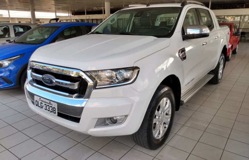 FORD RANGER 2017 3.2 LIMITED 4X4 DIESEL 4P AUTOMÁTICO - Carango 82664 - Foto 1