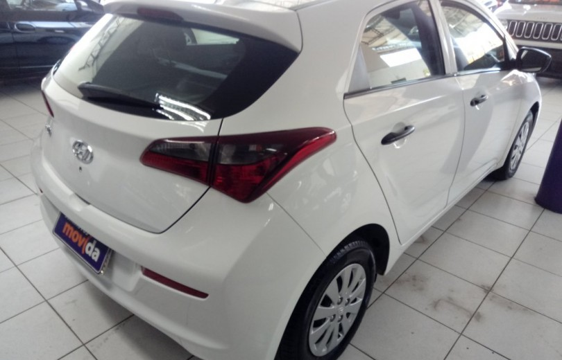 HYUNDAI HB20 2019  1.0 UNIQUE 12V FLEX 4P MANUAL - Carango 83118 - Foto 3