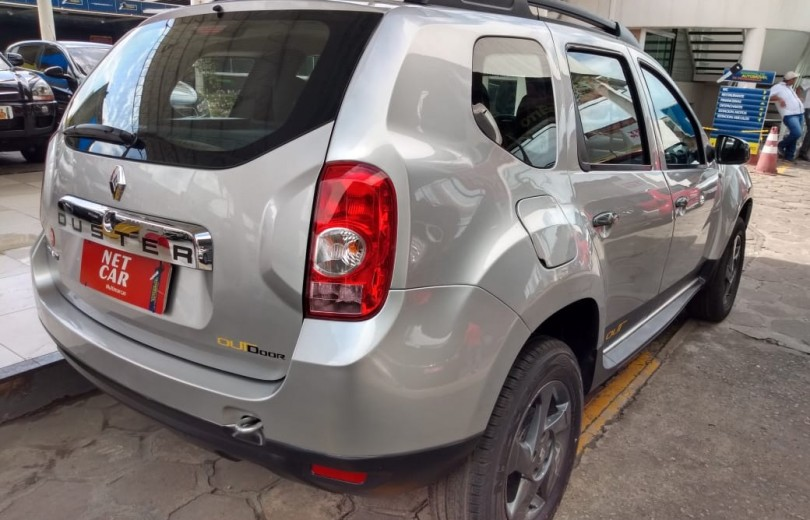 RENAULT DUSTER 2015 1.6 OUTDOOR 4X2 16V FLEX 4P MANUAL - Carango 82442 - Foto 3