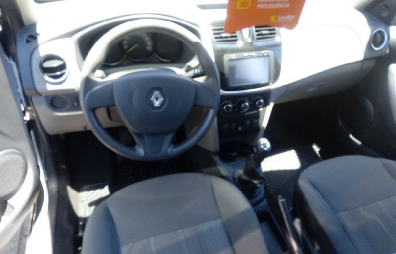 RENAULT LOGAN 2019 1.6 EXPRESSION 8V HI-FLEX 4P MANUAL - Carango 83300 - Foto 6