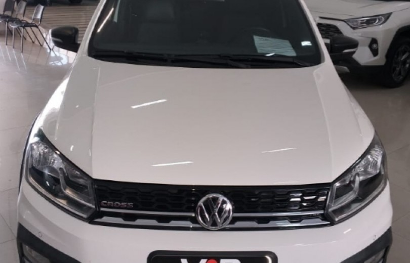 VOLKSWAGEN SAVEIRO 2018 1.6 CROSS CD 16V FLEX 2P MANUAL - Carango 82454 - Foto 2