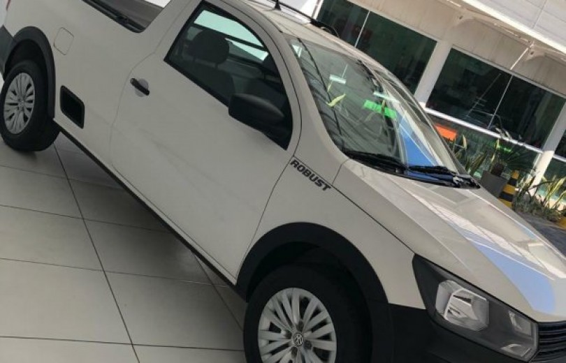 VOLKSWAGEN SAVEIRO 2019 1.6 MSI ROBUST CS 8V FLEX 2P MANUAL - Carango 82452 - Foto 2