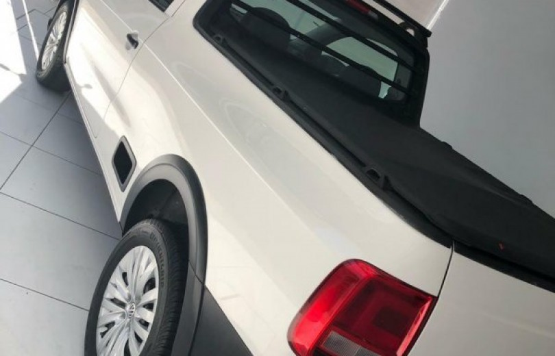 VOLKSWAGEN SAVEIRO 2019 1.6 MSI ROBUST CS 8V FLEX 2P MANUAL - Carango 82452 - Foto 3