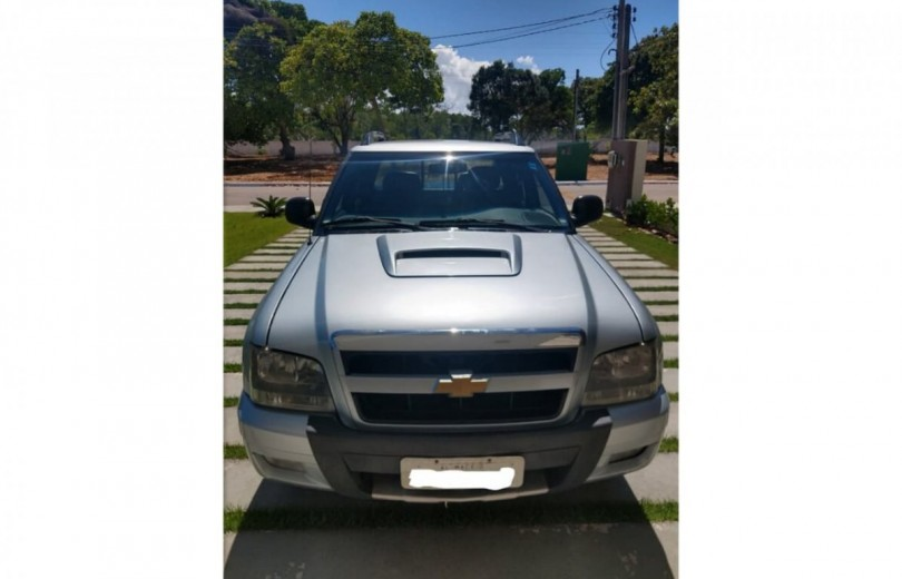 CHEVROLET S10 2011 2.4 MPFI EXECUTIVE 4X2 CD 8V FLEXPOWER 4P MANUAL - Carango 83357 - Foto 2
