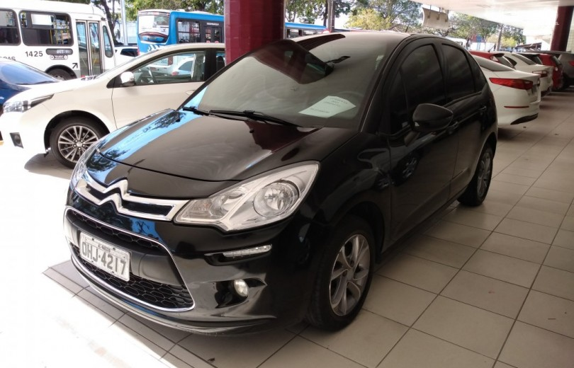 CITROËN C3 2014 1.4 TENDANCE 8V FLEX 4P MANUAL - Carango 83697 - Foto 1