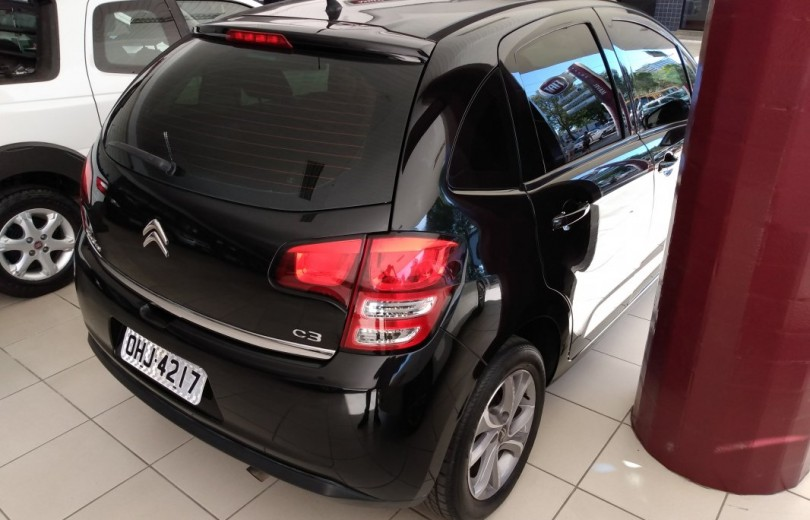 CITROËN C3 2014 1.4 TENDANCE 8V FLEX 4P MANUAL - Carango 83697 - Foto 3