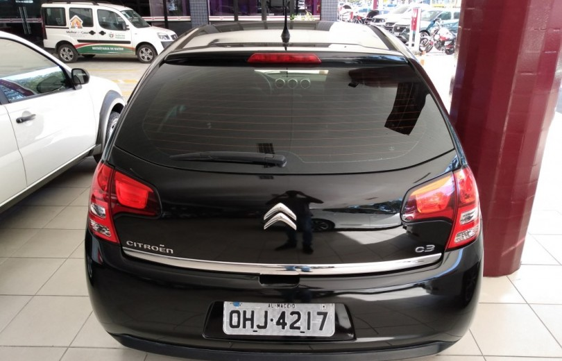 CITROËN C3 2014 1.4 TENDANCE 8V FLEX 4P MANUAL - Carango 83697 - Foto 4