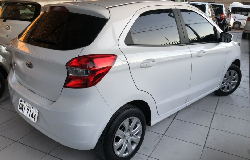 FORD KA 2018 1.0 12V FLEX 4P MANUAL - Carango 83667 - Foto 3