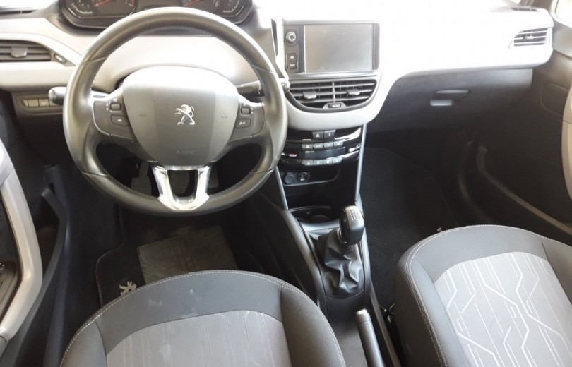 PEUGEOT 208 2017 1.5 ALLURE 8V FLEX 4P MANUAL - Carango 83405 - Foto 6
