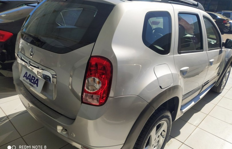 RENAULT DUSTER 2013 1.6 DYNAMIQUE 4X2 16V FLEX 4P MANUAL - Carango 83437 - Foto 3