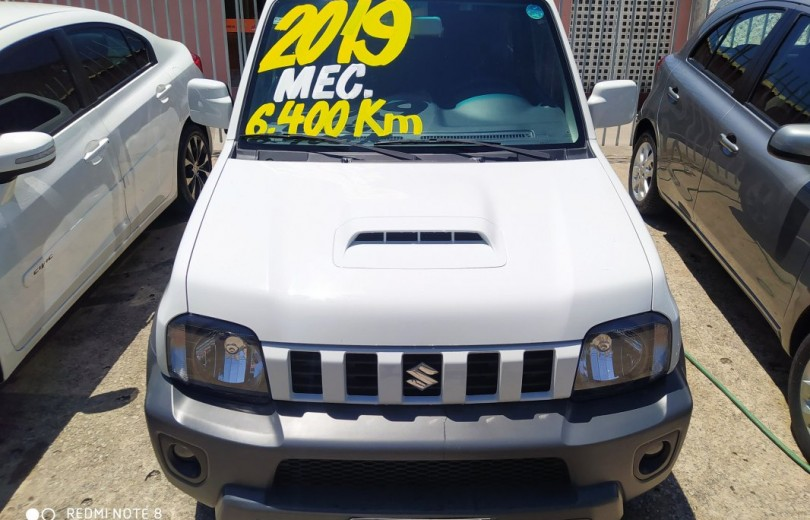 SUZUKI JIMNY 2019 4 ALL 4X4 1.3 MANUAL - Carango 83564 - Foto 2
