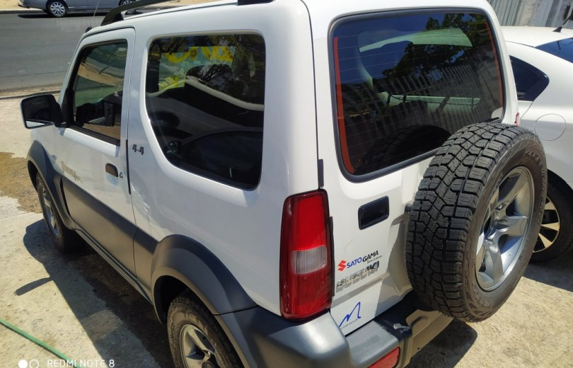 SUZUKI JIMNY 2019 4 ALL 4X4 1.3 MANUAL - Carango 83564 - Foto 4