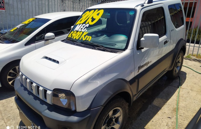 SUZUKI JIMNY 2019 4 ALL 4X4 1.3 MANUAL - Carango 83564 - Foto 6