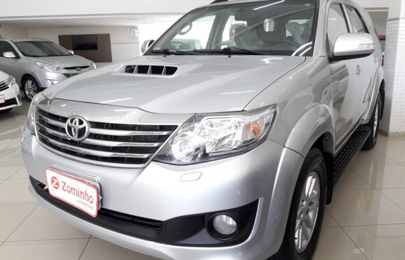 TOYOTA HILUX 2013  3.0 SRV 4X2 CD 16V TURBO INTERCOOLER DIESEL 4P MANUAL - Carango 83458 - Foto 1