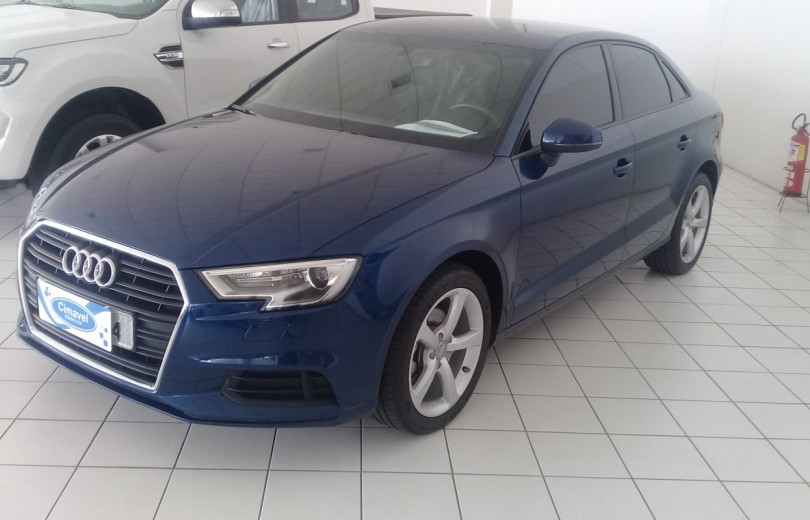AUDI A3 2018 1.4 TFSI ATTRACTION 16V GASOLINA 4P S-TRONIC - Carango 84934 - Foto 1