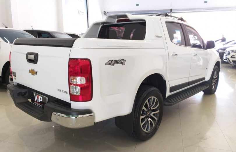 CHEVROLET S10 2019 2.8 HIGH COUNTRY 4X4 CD 16V TURBO DIESEL 4P AUTOMÁTICO - Carango 84378 - Foto 3