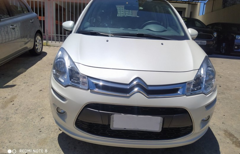 CITROËN C3 2017 1.4 TENDANCE 8V FLEX 4P MANUAL - Carango 84435 - Foto 2
