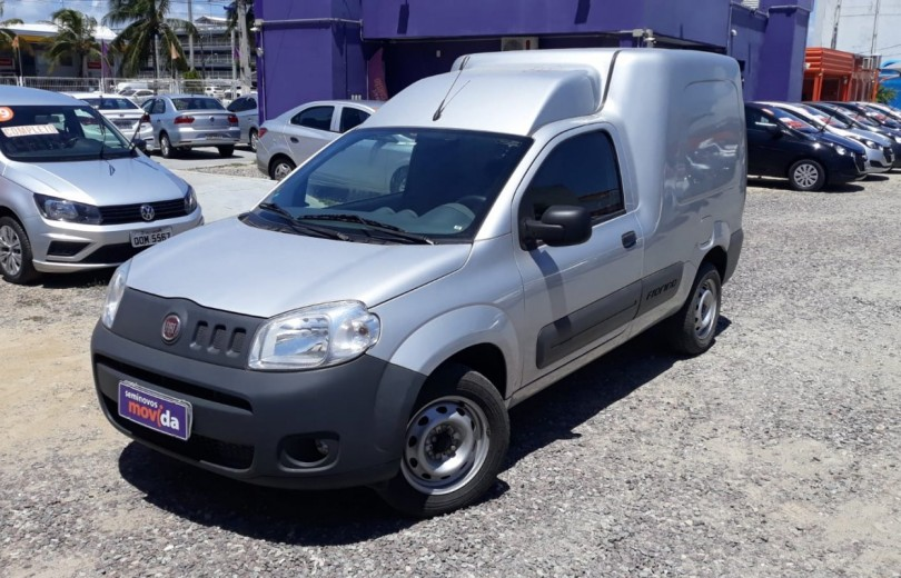 FIAT FIORINO 2019 1.4 MPFI FURGÃO HARD WORKING  8V FLEX 2P MANUAL - Carango 84613 - Foto 1
