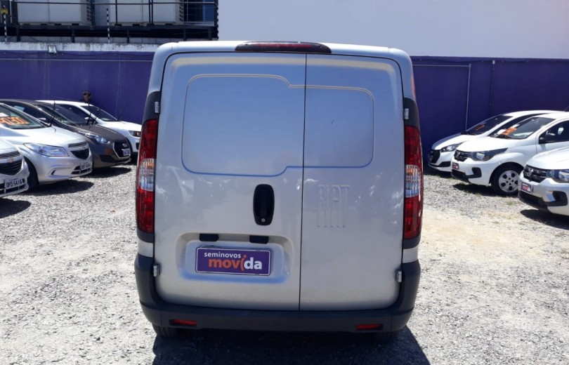FIAT FIORINO 2019 1.4 MPFI FURGÃO HARD WORKING  8V FLEX 2P MANUAL - Carango 84613 - Foto 6