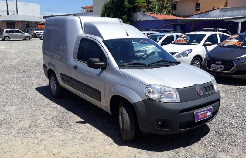 FIAT FIORINO 2019 1.4 MPFI FURGÃO HARD WORKING  8V FLEX 2P MANUAL - Carango 84613 - Foto 3